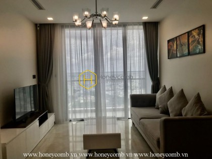 What an amazing apartment that you can not take eyes off in Vinhomes Golden River