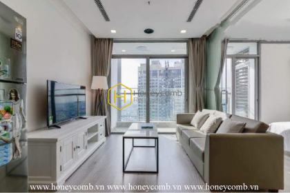 Addticted to the elegant and sophisticated design of the Vinhomes Central Park apartment