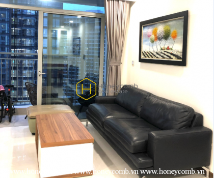 An idyllic apartment that brings you a peaceful atmosphere in Vinhomes Central Park